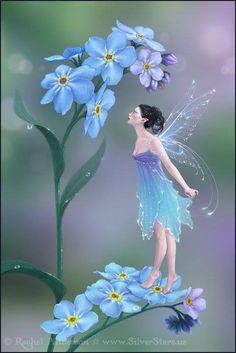 Flower fairy εїз  • ° ˚ *•   • ° ˚ *•εїз