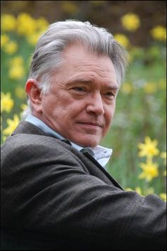 Martin shaw on pinterest new zealand detective and actors