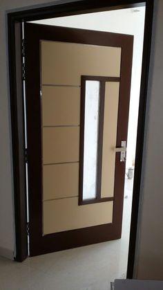 Wardrobe Door Designs, Wardrobe Doors, Wooden Door Design, Wooden Doors, Interior Wood Paneling, Centre Table Design, Door Design Interior, Home Design Plans, Entrance Doors