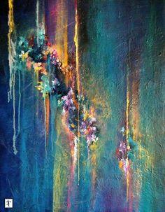 The Future Of Art – Investment Concepts – Buy Abstract Art Right Painting Inspiration, Art Inspo, Pintura Graffiti, Motif Art Deco, Original Paintings, Art Paintings, Painting Art, Acrylic Art, Art Techniques