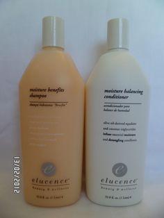 Elucence Kit - Benefits Shampoo + Balancing Conditioner