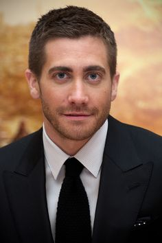 Jake Gyllenhaal at a press conference of the movie «Prince of Persia: The Sands of Time». May, 2010.