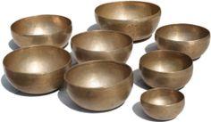 Bol Tibétain aux 7 métaux, Bols Chantants planétaires, Bol Chantant en cristal, Bols chantants Taoïste, Bol Chantant Khara, Bols Tibétains