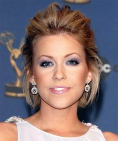 updo styles for short hair - Google Search