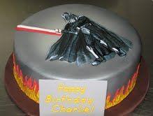 Star Wars Cake, by Twenty Four Fifth, NYC