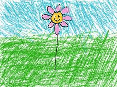 """Such a happy flower, standing still and smiling at us! See it live, on June 15th, in the 1x03 episode of """"It's only origami! What could go wrong?!""""!  The YT link of the series: http://www.youtube.com/channel/SWQEiTy_lo4a0  Copyright certificate: http://www.safecreative.org/work/1406081200169"""