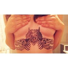 triceratops tattoos - Google Search