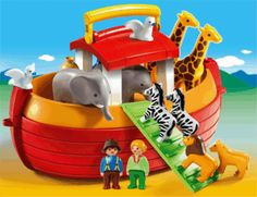 Toddler Noah's Ark from Playmobil