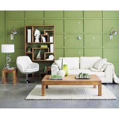 Colour of the Year | Maisons du Monde #greenery