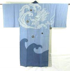Men's Juban ~Ichiroya:  Kimono Flea Market