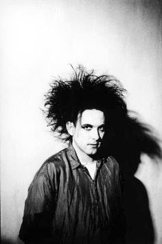 On this day in 1959 Robert Smith of the cure was born