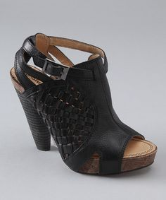 Take a look at this Black Hendrix Shoe by Coconuts by Matisse on #zulily today!