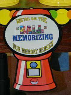 Hands On Bible Teacher: Memory Verse Reward/Tracker