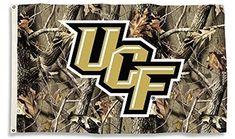 Camo University of Central Florida UCF Logo Flag, 3x5