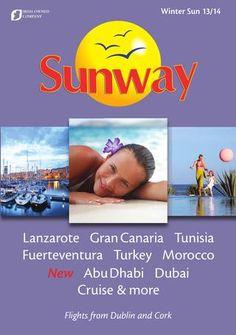 Sunway Travel use Issuu to digitally publish their brochure Winter Sun, Dublin, Content Marketing, Morocco, Ireland, Cruise, Ads, Education, Digital