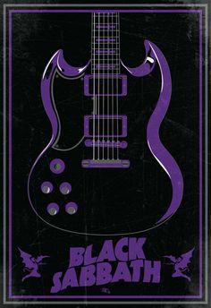 Music Posters Ticket Stub News Paper Article Latest Fashion Ozzy Osbourne/randy Rhoads Guitar Mag