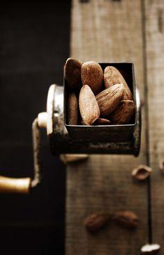https://flic.kr/p/b3Hhda | Vintage almond grinder