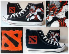 Zapatillas #Dota2 #Bloodseeker
