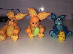 Velkonocne zajaciky by risskaa - SAShE.sk - Handmade Dekorácie