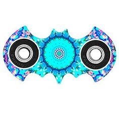 HOKY Batman Fidget Spinner Colorful Printing Handspinner Focus Keep Toy and ADHD EDC Anti Stress Toys