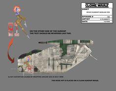 The Art of Star Wars: The Clone Wars Star Wars Rpg, Star Wars Ships, Star Wars Rebels, Star Wars Clone Wars, Republic Gunship, Animation Programs, Star Wars Personajes, Imperial Assault, X Wing Miniatures