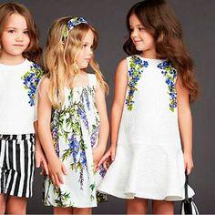 Alto final! 2015 moda de nueva marca vestido de las muchachas con flores, alta calidad hermosa princesa vestido sin mangas, cuando los niños