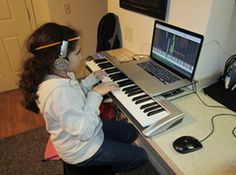 Music Tech Time- Our students love it! They play music education games like Synthesia, Music Ace Maestro, Groovy Jungle, Groovy City, and Note Attack. This added value to what we had to offer. Music Education Games, Music Activities, Teaching Music, Music Games, Computer Station, Schoolhouse Rock, Future Music, Famous Musicians, Piano Lessons