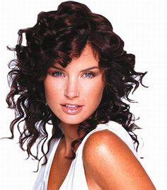 perm styles for long hair | Hair Perms - Introduction to Hair Perms. Learn various Hair Perms tips ...