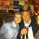 Daniele Buzzurro, Rosa Cristiano e - IVa Reunion ex-GGI - Versilia - May 2012