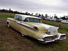 1957 Mercury Turnpike Cruiser  1950s CARS  Pinterest
