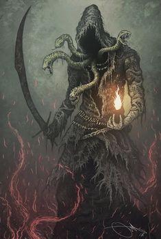 Shadows of Yharnam - Bloodborne Bloodborne Concept Art, Bloodborne Art, Bloodborne Characters, Fantasy Monster, Monster Art, Dcc Rpg, Arte Dark Souls, Old Blood, Dark Artwork