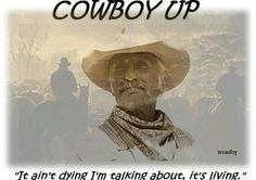 Lonesome Dove and Gus.