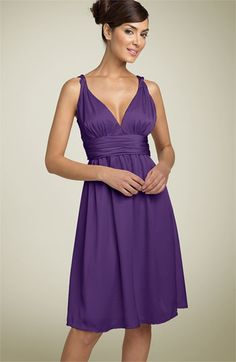 Calvin Klein Satin Dress; SALE!! $73.90; avail in 10, 12, 14; order one size smaller than your bust size