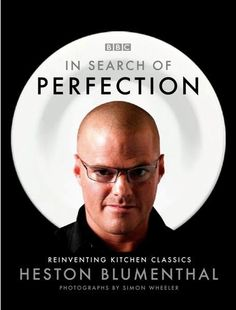 Heston Blumenthal: In Search of Perfection #cookbook