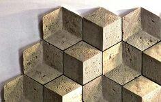 3-D special effect Tile