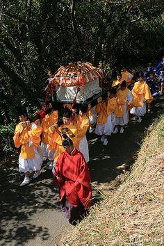 Miare-matsuri | Munakata Shrine