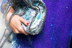 barefoot duchess: Craving Vs Saving // Snakeskin Pattern Clutch
