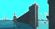 Die vielleicht schönste, animierte Mauerfall-Geschichte in 76 Sekunden - #BerlinerBuzz, #Berlin, #Fotw25, #Lichtgrenze, #Mauerfall http://www.berliner-buzz.de/die-vielleicht-schoenste-animierte-mauerfall-geschichte-76-sekunden/