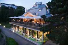 Boca do Lobo presents The World's 10 Best Restaurants. #9 Steirereck Vienna, Austria