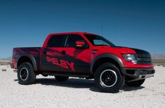 Shelby Raptor is a 575-horsepower off-road goliath