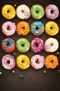 What Dessert Matches Your Personality? | Donuts ...