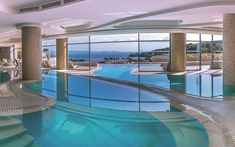 Luxurious, sophisticated and tailored pampering around the country. Here are Greece's award-winning spas that make you want to stay forever. Greece Hotels, Best Spa, Spas, The Good Place, Good Things, Country, Luxury, World, Resorts