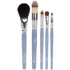 Cosmetics holiday brush set create an infinite amount of holiday
