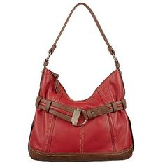 The Brisby leather handbag makes the perfect shopping companion