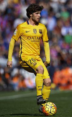 """Segi Roberto a favor del FC Barcelona y como sino tuvieran ningún """"crack""""."""