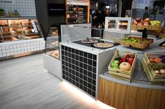 JORDAO@EUROSHOP 2020 DAISY display counters JORDAO COOLING SYSTEM 2020® Cooling System, Heating And Cooling, Heating Systems, Food Retail, Cold Dishes, Display Cabinets, Temperature And Humidity, Cold Meals, Display Case