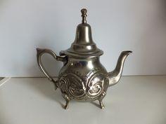 Arabian Teapot in Metal