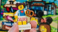 Today is National LEGO Day and I couldn't pick a better place to celebrate than Disney Springs! The LEGO Store has been a shopping destination for guests of all ages since it opened in 1997 and it's no wonder it's so popular. Disney World News, Walt Disney World Vacations, Disney World Resorts, Disney Trips, Disney Parks, Lego Store, Disney Springs, Lego Disney, Disney Food