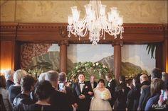 Stunning ceremony. #Willard #Wedding #DC #Ceremony # ...