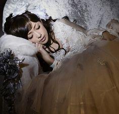Ayumi Hamasaki.